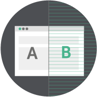 A/B test checker